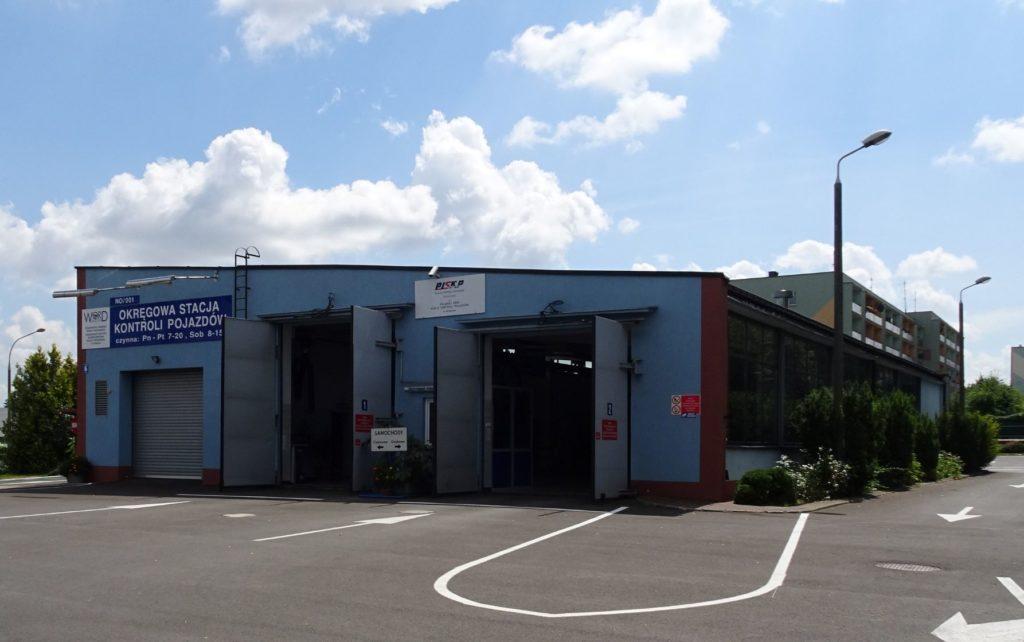 Okręgowa Stacja Kontroli Pojazdów WORD